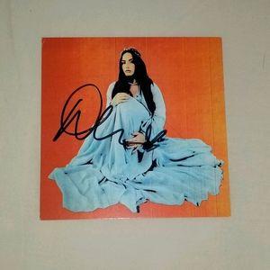Demi Lovato Signed Album